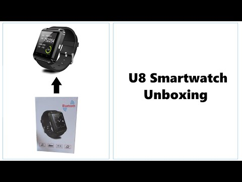 u8-smart-watch---unboxing-and-tutorial---how-to-get-started