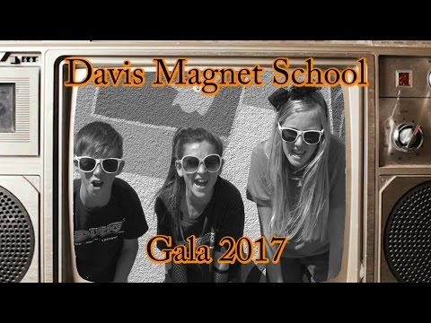 Davis Magnet School Gala 2017 Video and Slideshow