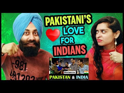 What Pakistani's Think about Indians | Shocking Reaction | Indian Couple