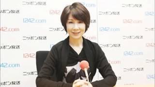 伊藤蘭:30年ぶりラジオパーソナリティーに 冠番組が1日限り復活 2012年1...