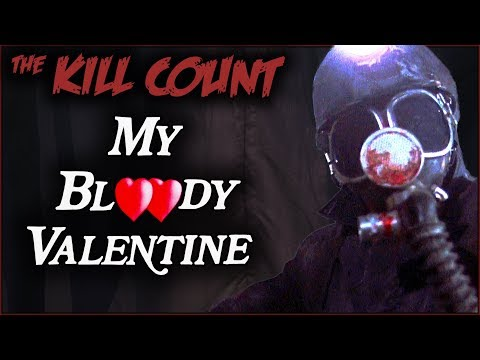 My Bloody Valentine 1981 KILL COUNT