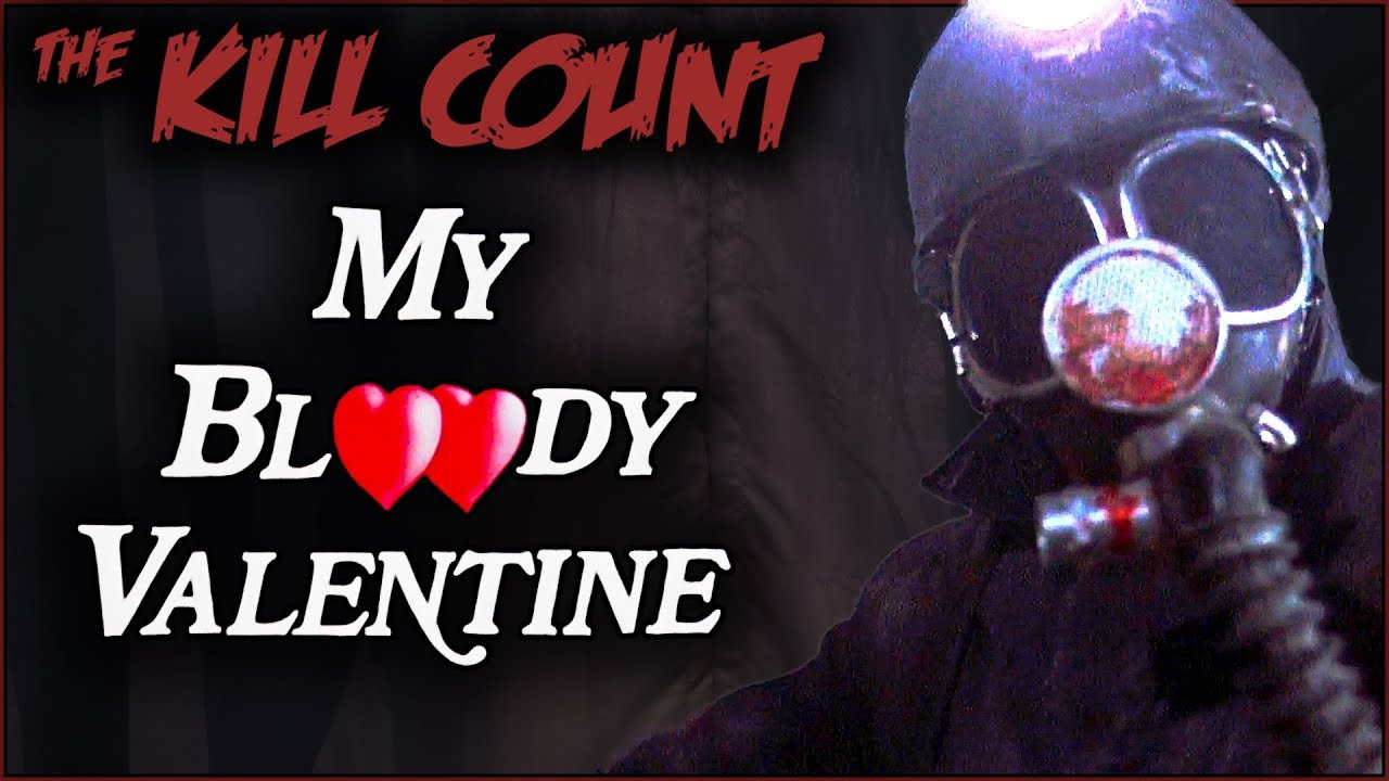 My Bloody Valentine 1981 Kill Count Youtube