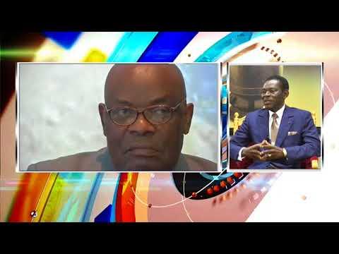 Entrevista S.E OBIANG NGUEMA Presidente de la República de Guinea Ecuatorial