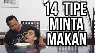 Download Video 14 TIPE MINTA MAKAN MP3 3GP MP4