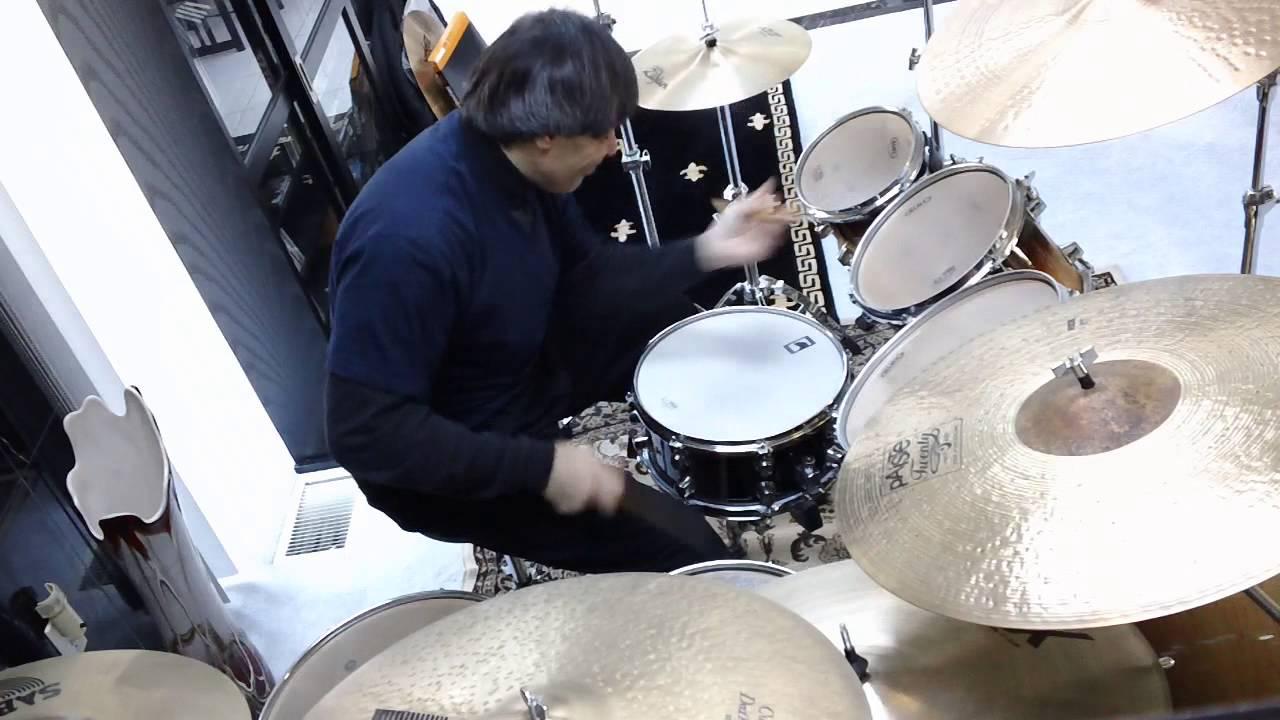 Drumming Lawyer # 87 ( Tom Tommin around # 2 )