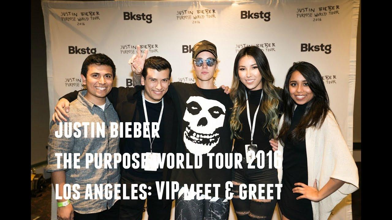 Vlog 4 Purpose Tour La Meeting Justin Bieber Youtube