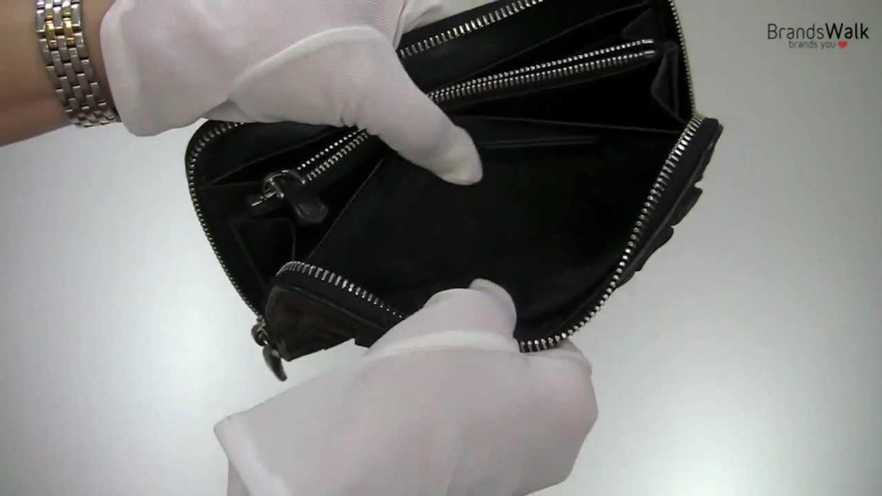 prada tessuto nylon wallet
