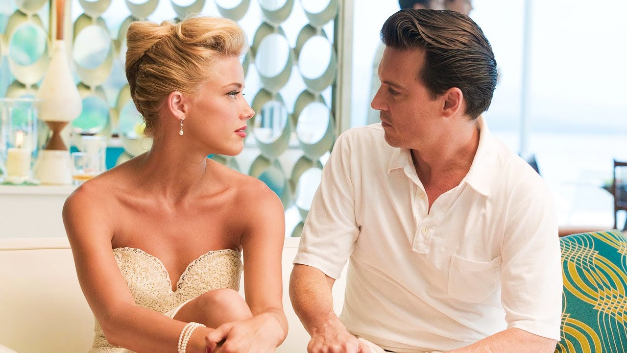 The Rum Diary Official Trailer 2011 - YouTube