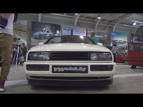 Volkswagen Corrado White (1991) Exterior And Interior