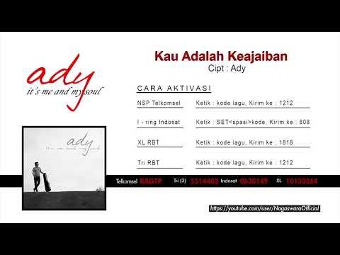Ady - Kau Adalah Keajaiban (Official Audio Video)