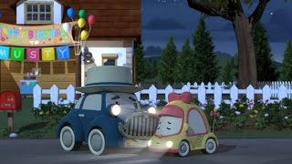 Робокар Поли - Приключение друзей - Лгунишка Роди жадный (мультфильм 14) Развивающий мультфильм