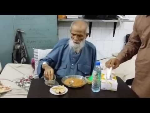 Rare Video of Late Abdul Sattar Edhi Sahab Greatest Person