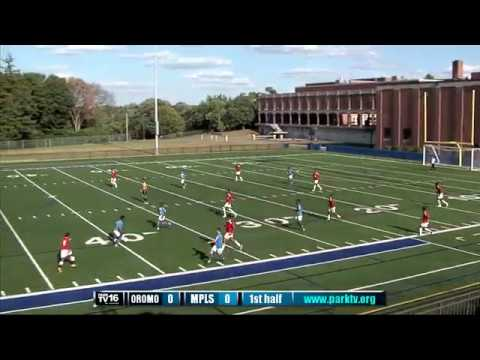 Oromo United FC vs FC Minneapolis Independent Soccer 7/8/17