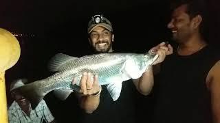 FISHING AT TAVASAL
