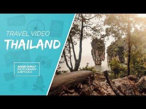 Thailand Adventure - Phuket, Phi Phi, James Bond Island, Bangkok