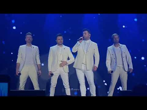 Flying Without Wings - Westlife Live In Manila 2019