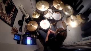 My Dying Bride - Catherine Blake (drums cover)