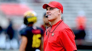 Dan Patrick Reacts to Maryland Re-Instating DJ Durkin: