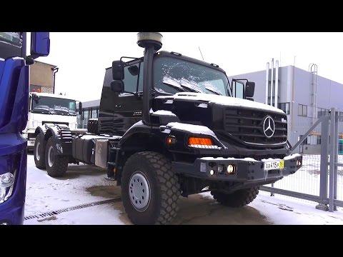 2016 Mercedes-Benz Zetros