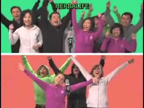 [Karaoke+Vietsub] We are here by Herbalife Chairman's club and Founders Circle