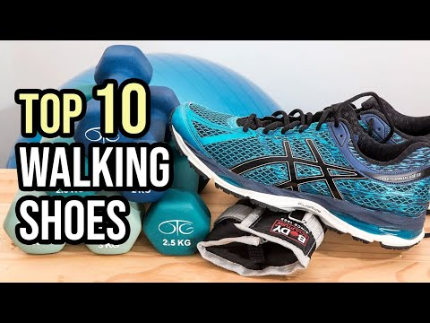Best Walking Shoes 2020 (Top 10)