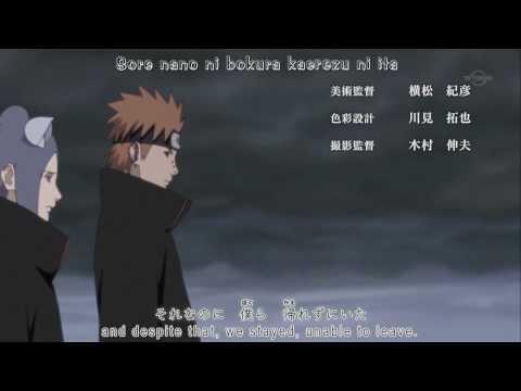 Katashinyo Fansubs - Naruto Shippuuden Opening 7: English Sub [Karaoke Version] (HD)