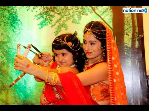 Tvs Upcoming Serial Paramavatar Shri Krishnas Actress Gungun