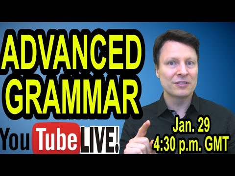 Do you make this grammar mistake?   Learn English with Steve Ford