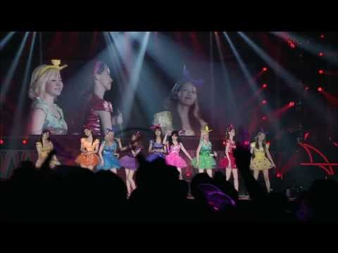 SNSD(Girl's Generation) 2nd Japan Tour - Way to go