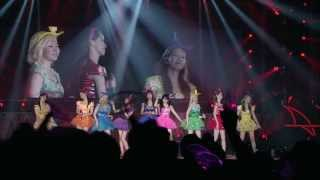 snsd girl s generation 2nd japan tour way to go