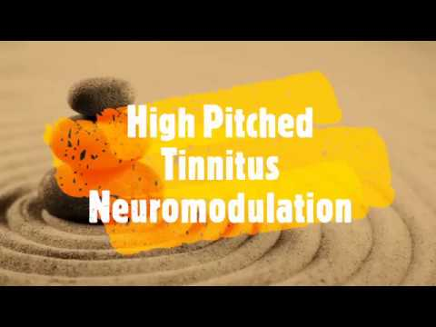 High Pitched Tinnitus Neuromodulation Therapy That Works