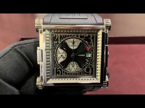 Обзор состояния оригинальных часов Jorg Hysek Rebel