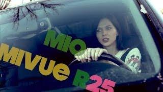 Обзор видеорегистратора Mio MiVue R25