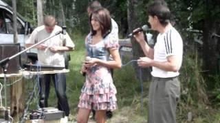 День поселка Комсомольский 6 августа 2011г
