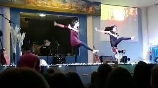 Coreografia- Fica aqui Pai (Ministério Zoe) Ministério de Dança Cordeiro e Leão