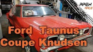 "1973 Ford Taunus Coupe ""Knudsen"" | Probefahrt | Test Drive"