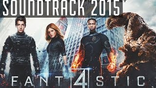 07. Meeting of the Minds - The Fantastic Four Soundtrack (2015)