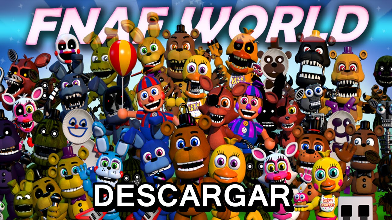 descargar five nights at freddy's gratis completo
