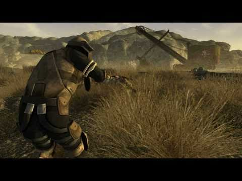 Fallout New Vegas Scout Sniper Build