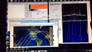 SSTV Images From International Space Station By Ham Radio