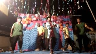 Stylist uttam dance group kushmal
