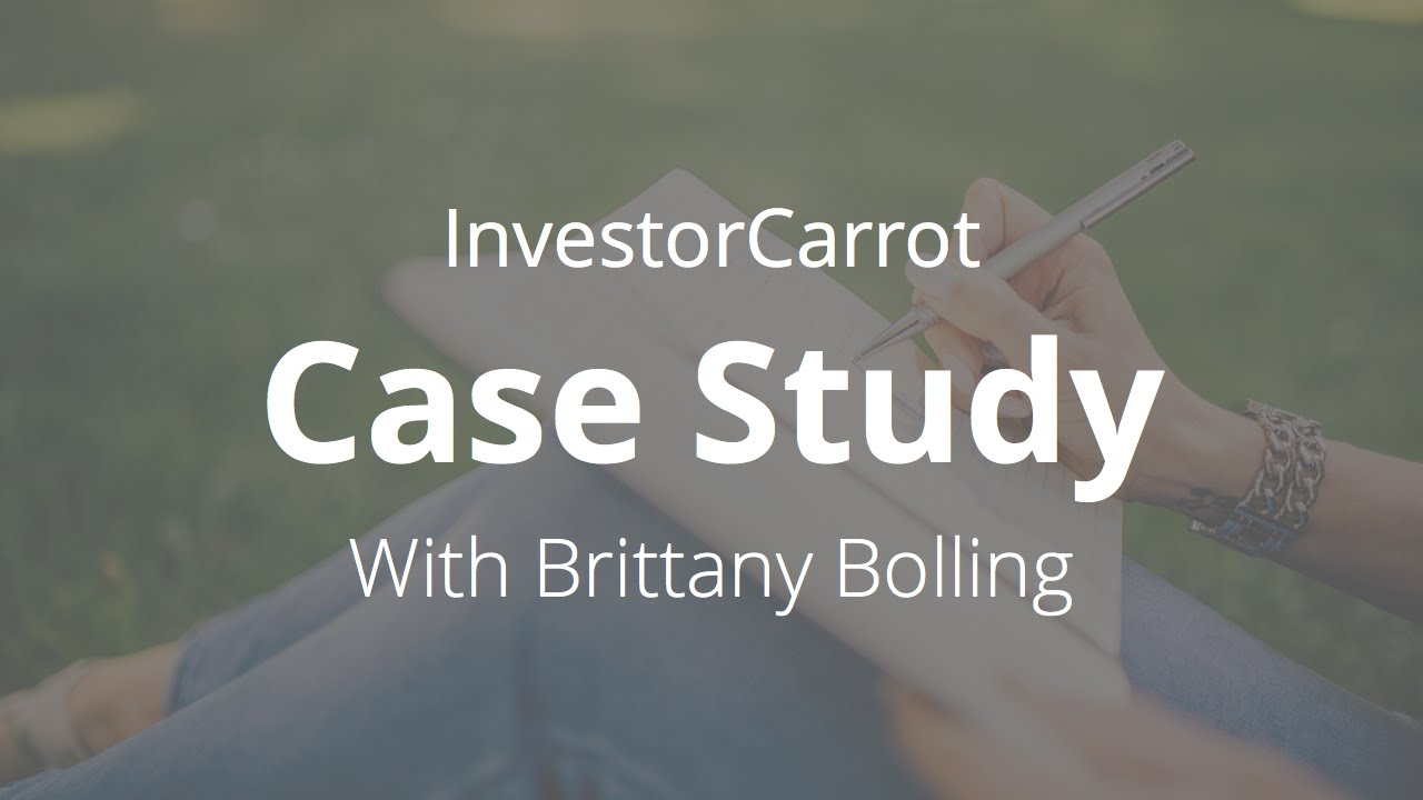 Investor Carrot Candid Customer Review - Brittany Bolling