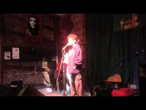 Ryan sings Hey Soul Sister-Starry Plough, Berkeley