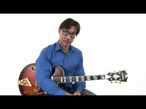 Jazz Guitar Fakebook 2: Rhythm - Honey Suckle Nose Overview - Frank Vignola