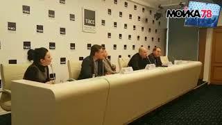 """Пресс-конференция, посвященная выходу фильма """"О чём говорят мужчины. Продолжение"""""""