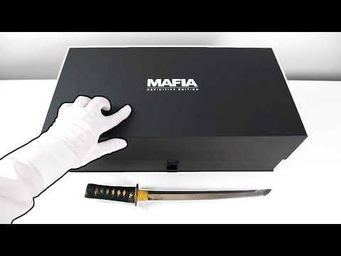 Unboxing MAFIA Definitive