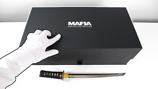 Unboxing MAFIA Definitive Edition Press Kit [Ultra Rare]