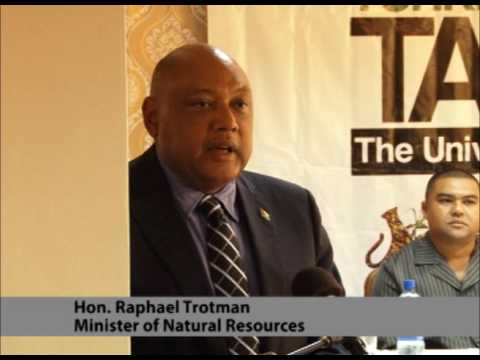 Turkeyen and Tain Talks Guyana's Emerging Oil and Gas Economy