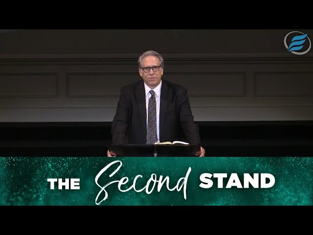 12/20/2020  |  The Second Stand  |  Pastor David Myers