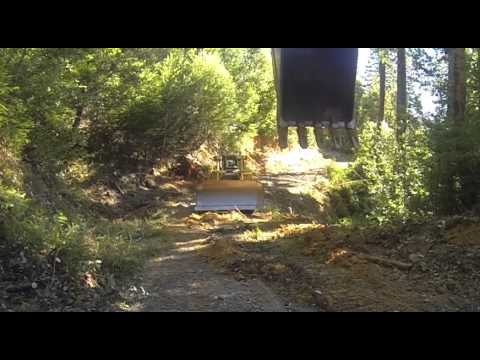 Lower Mid-Klamath Habitat Protection Road Decommissioning Implementation Project